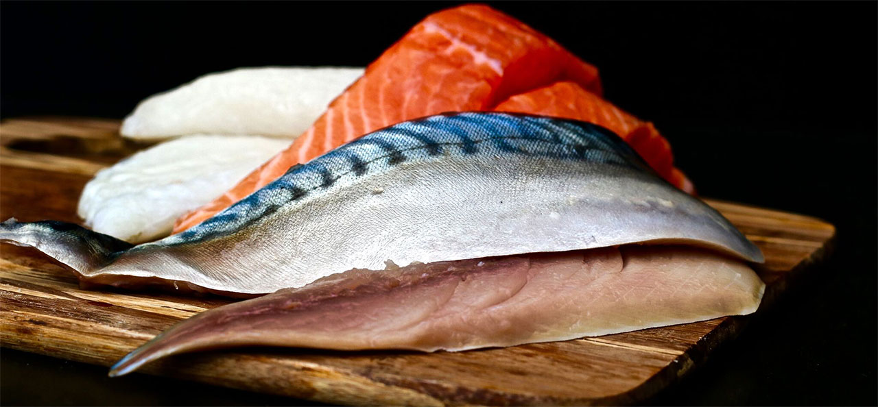All our fish is sustainably and ethically sourced. We can also supply retail approved fish products when required.