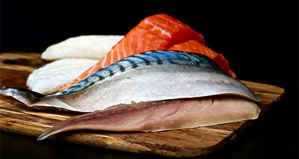 Fish – Raw & Cooked